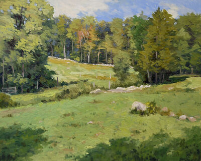 Harley Bartlett, 'Hillside Pasture', 2021
