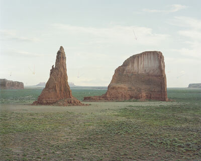 Trevor Paglen, 'Dancing Rocks, Navajo Nation Scale Invariant Feature Transform (SIFT)', 2016