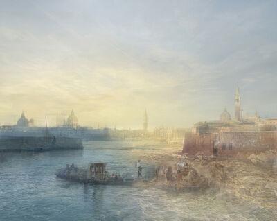 Hiroyuki Masuyama, 'J.M.W.TURNER The Zitelle, Santa Maria della Salute, the Campanile and San Giorgio Maggiore, from the Canale della Grazia, 1840', 2010