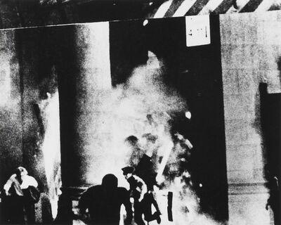 Daido Moriyama, 'Zoku Nippon Gekijo Shashincho (Japan, a Photo Theatre II)', 1977
