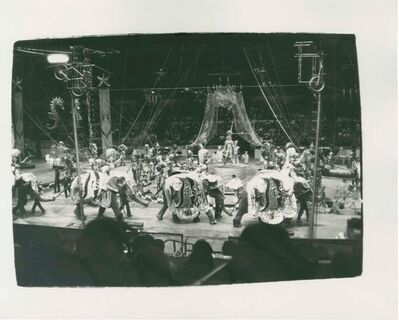 Andy Warhol, 'Circus', 1976-1987