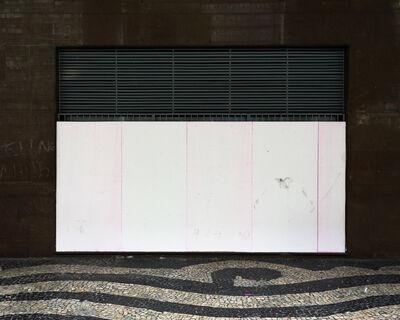 Pedro Victor Brandão, 'Sem título #1 - da série Mitigação sem impacto (Convite à pintura) [Untitled #1 - from the series Mitigation without impact (Invitation to painting) ', 2013