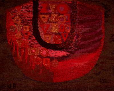 Jagoda Buic, 'Clytemnestra II', 1972