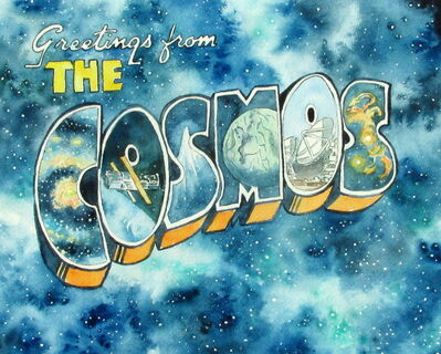 Scott Winterrowd, 'Greetings from the Cosmos', 2018
