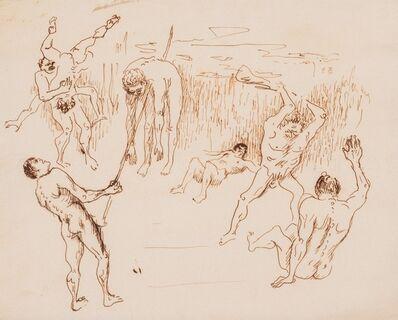 Mario Mafai, 'Gym', 1938