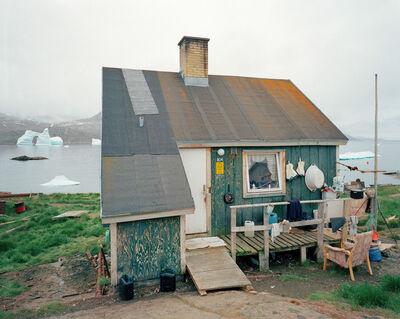 """Olaf Otto Becker, '804 Tasiussaq, 07/2006 73° 22'09"""" N, 56° 04'56"""" W', 2006"""