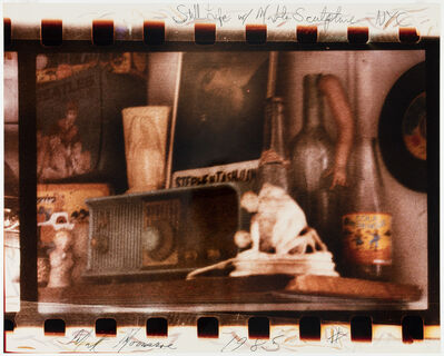 Mark Morrisroe, 'Still Life with Marble Figures (In the Home of Stephen Tashjian NYC)', 1985