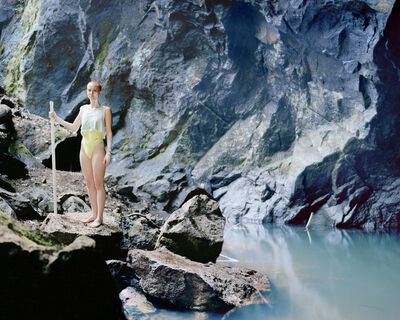 Carla Liesching, 'In which Kate discovers water,', 2015