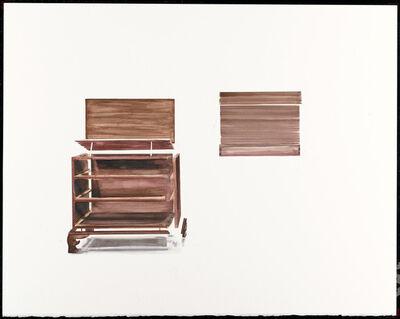 Thuy-Van Vu, 'Dresser (Museum of Art)', 2012
