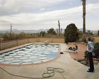 Joel Sternfeld, 'Solar Pool Petals, Tucson, Arizona, April 1979', 1979/2019