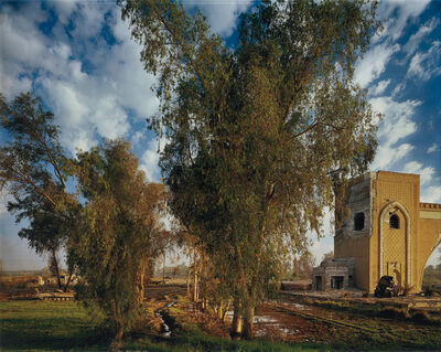 Simon Norfolk, 'North Gate of Baghdad', 2003