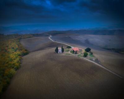 Claudio Edinger, 'Pienza Capela (Série Machina Mundi - Toscana) ', 2018
