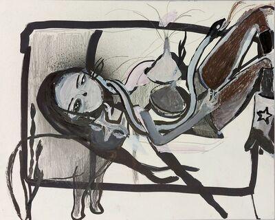 Silvia Argiolas, 'Nel Letto', 2015
