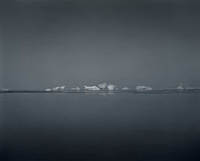 Tiina Itkonen, 'Freezing Sea, Qaanaaq', 2005