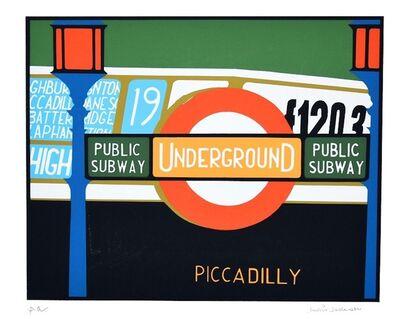 Mario Padovan, 'Piccadilly', 1960