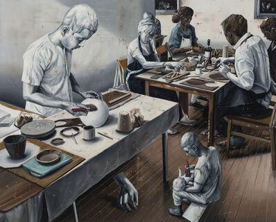 Shih Yung Chun, 'Pottery Classroom', ca. 2019
