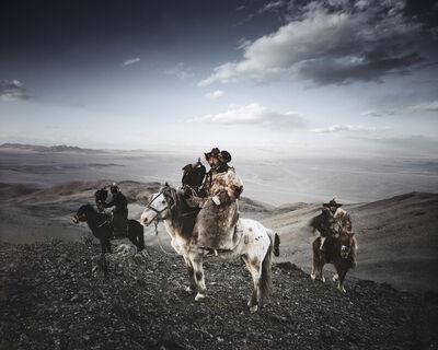 Jimmy Nelson, 'VI 466, Altantsogts Bayan Olgii, Mongolia', 2011
