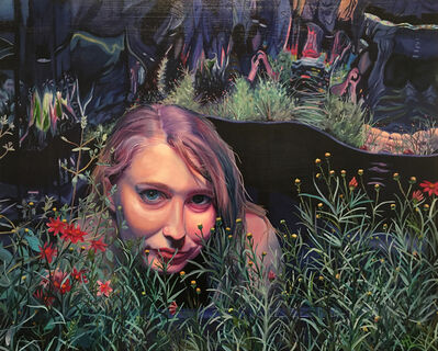 Heather Heitzenrater, 'Maybe She's a Wildflower', 2019