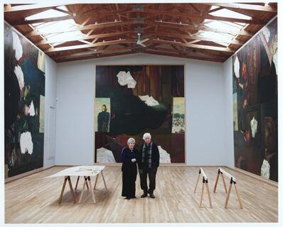Ilya & Emilia Kabakov, 'Studio Visit & Lunch with the Kabakovs'