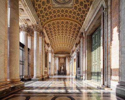 MAC OLLER, 'San Giovanni Laterano, Rome, Italy, Churches of Rome', 2019