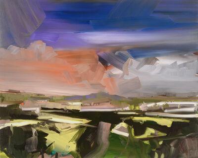 Simon Andrew, 'Distant Mountains  ', 2020