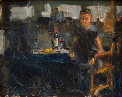 Clyde Steadman, 'One Last Glass', 2016