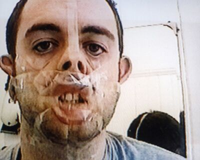 Douglas Gordon, 'The Making of Monster', 1996
