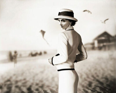 Axel Crieger, 'Coco Chanel - Deauville', 2020