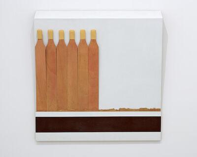 Raymond Hains, 'Saffa', 1971
