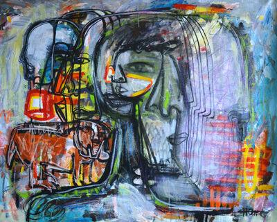 Harouna Ouedraogo, 'Forward and Back'