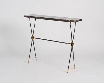 Maison Leleu, 'Rare Freestanding Console', 1965