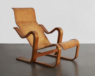 Marcel Breuer, 'Short Chair', Designed by Marcel Breuer, England, 1937. Produced 1937, 1939.