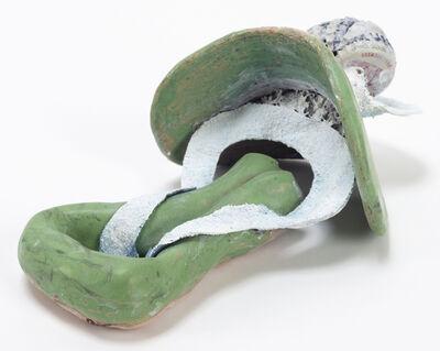 Elisa Lendvay, 'Plod (pea pod)', 2018