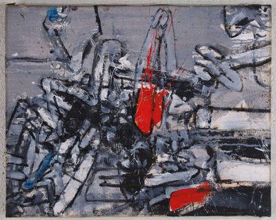 Valerio Adami, 'senza titolo', 1960