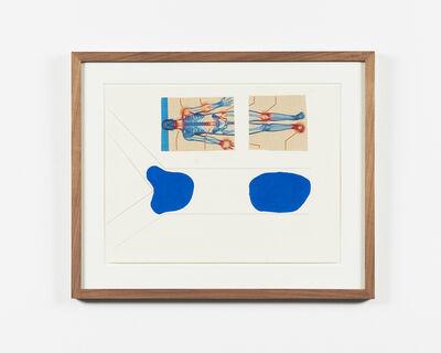 Joe Zorrilla, 'Plumb Drawing (body)', 2019