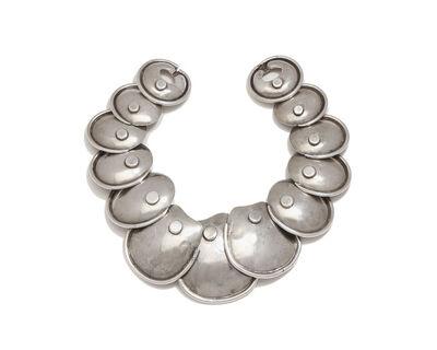 "Hector Aguilar, 'A Hector Aguilar ""Armadillo"" necklace', 1943-1948"