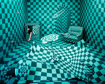 JeeYoung Lee, 'Panic Room', 2010