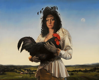 David Michael Bowers, 'Cock Thief', 2019