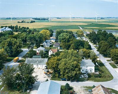 Mitch Epstein, 'Century Wind Project, Blairsburg, Iowa, Série American Power', 2008