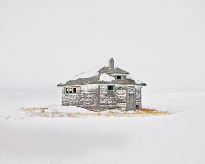 David Burdeny, 'One Room Schoolhouse, Saskatchewan, CA', 2020