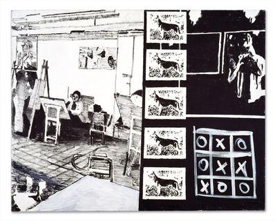 David Reeb, 'Life class', 1995