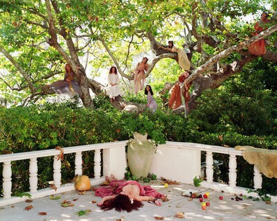 "Eleanor Antin, 'The Tree from ""The Last Days of Pompeii""', 2001"
