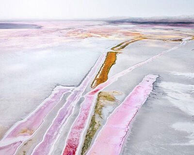 David Burdeny, 'Chloine Plant 2, Great Salt Lake, Utah, USA', 2017