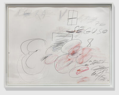 Cy Twombly, 'Seguso', 1976