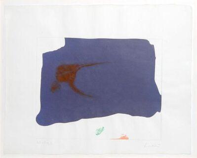 Helen Frankenthaler, 'Mauve Corner II', 1969