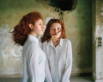 Rania Matar, 'Emeline and Agathe, Beirut, Lebanon', 2018