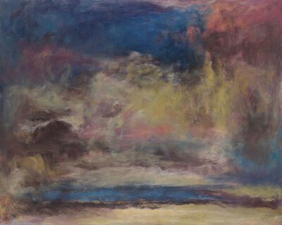 Jon Schueler, 'April Sky', 1963
