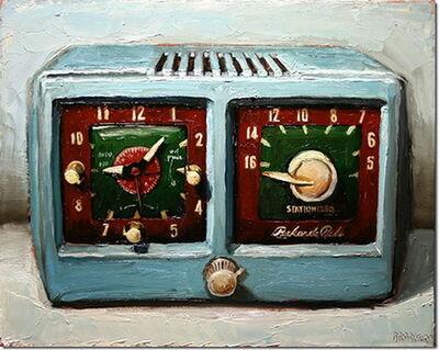 Bradford J. Salamon, 'Packard Bell Radio', 2016