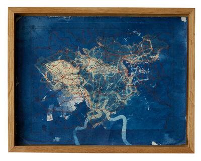 Barnaby Irish, 'Subtracted Cartography 3', 2019