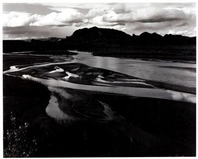 Eliot Porter, 'Chama River, New Mexico', 1940